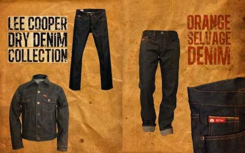 Lee Cooper Dry Denim