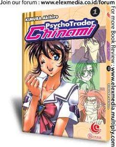 Psycho Trader Chinami